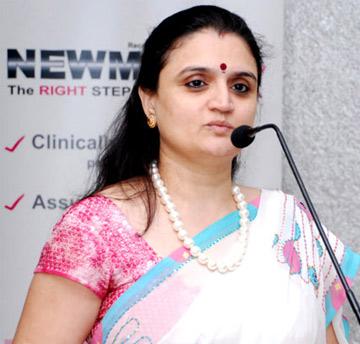 Dr Mandakini