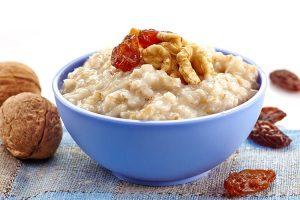 Ragi oatmeal