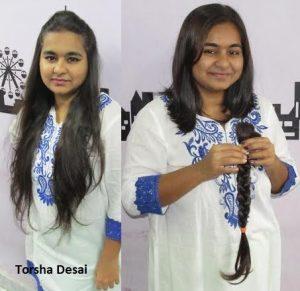 Torsha Desai