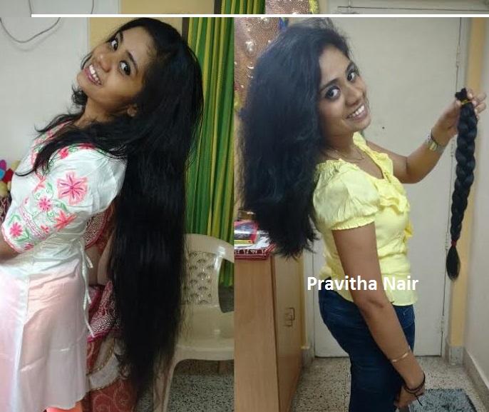 Pravitha Sreejit Nair