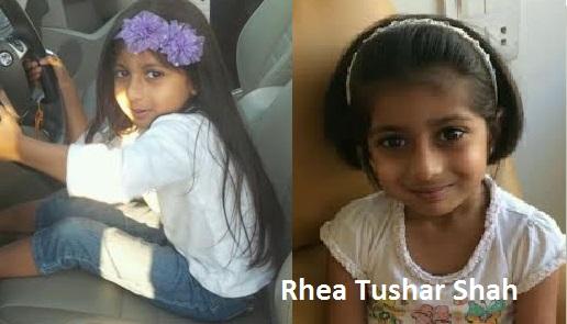 Rhea Tushar Shah