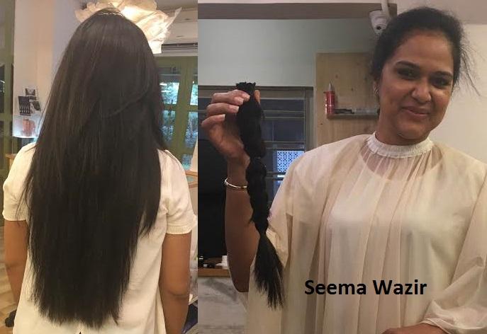 Seema Wazir