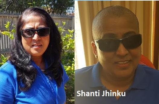 Shanti Jhinku