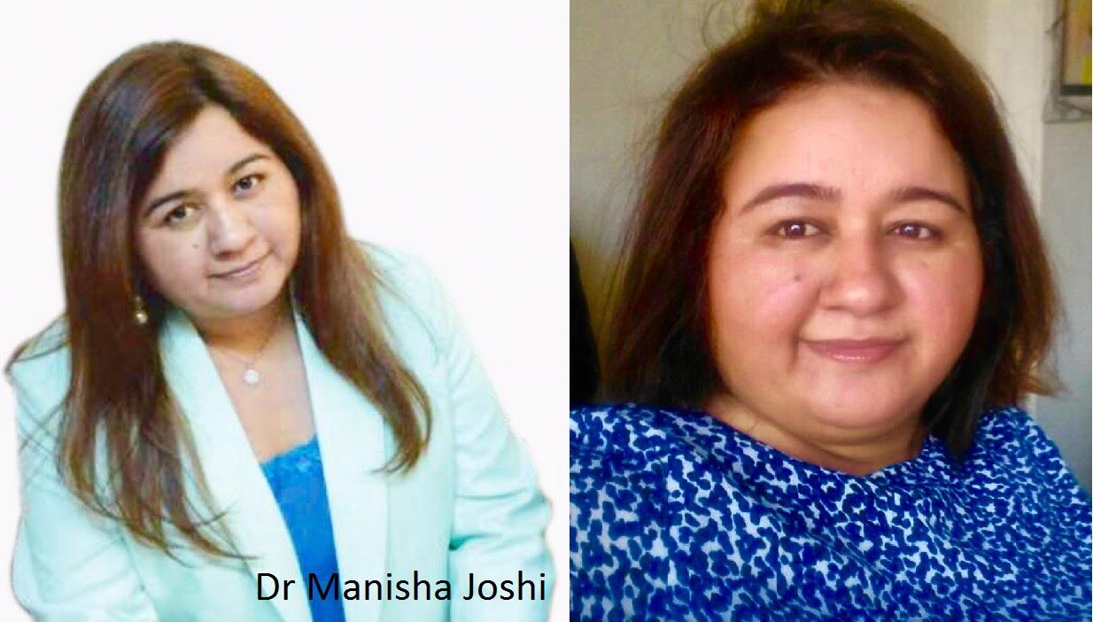 Dr Manisha Joshi