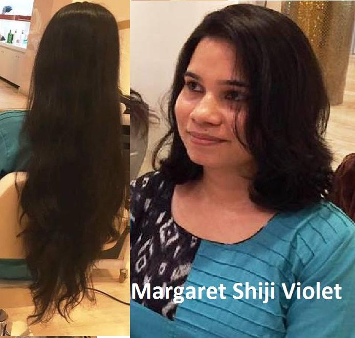 Margaret Shiji Violet