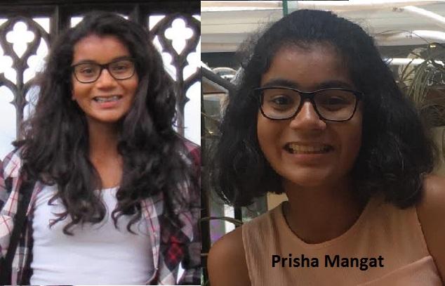 Prisha Mangat