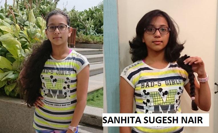 SANHITA SUGESH NAIR