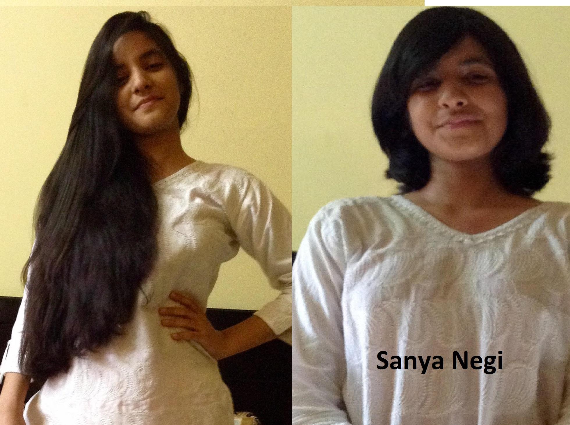 Sanya Negi