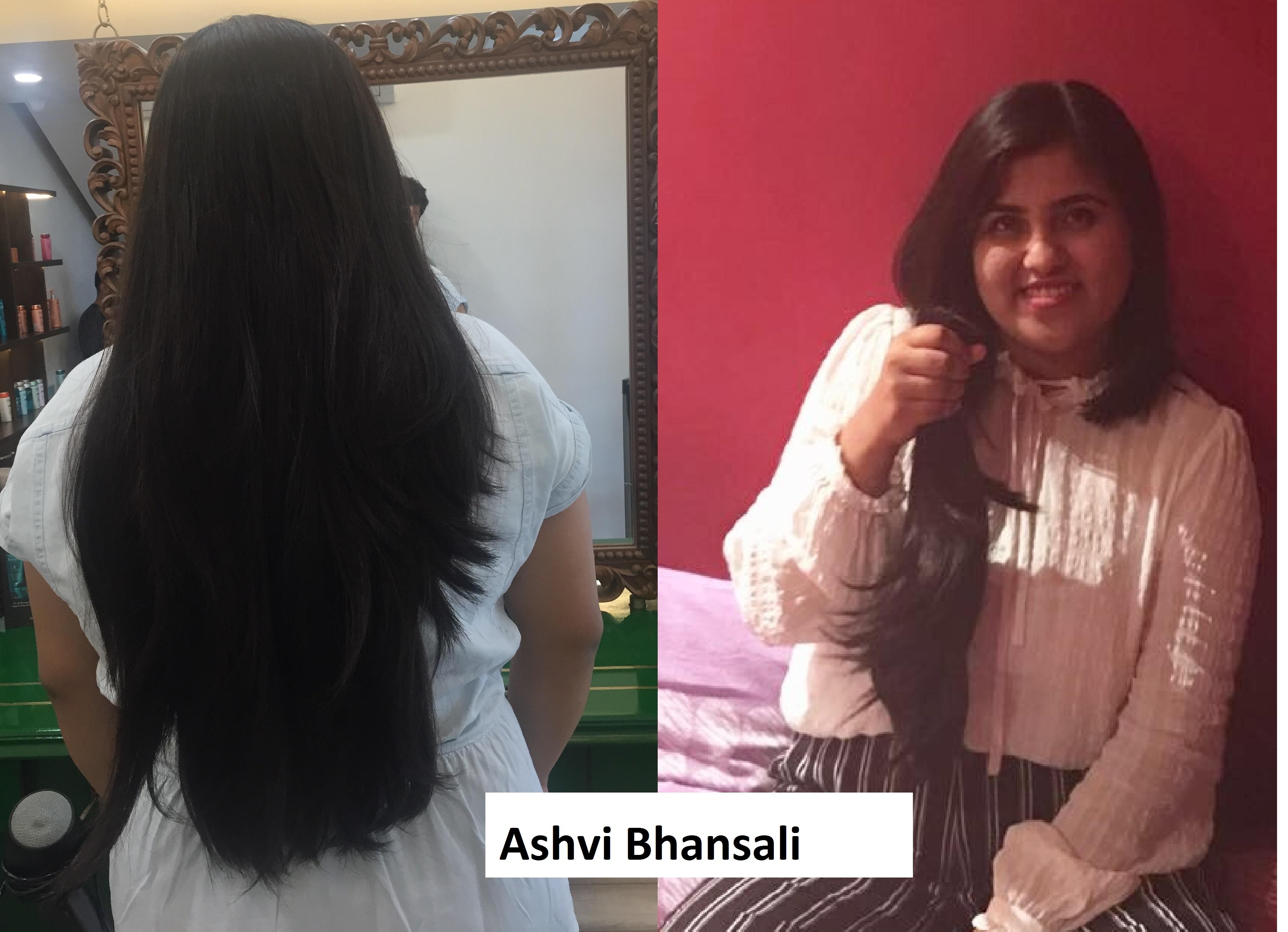 Ashvi Bhansali