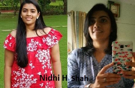 Nidhi Harshil Shah