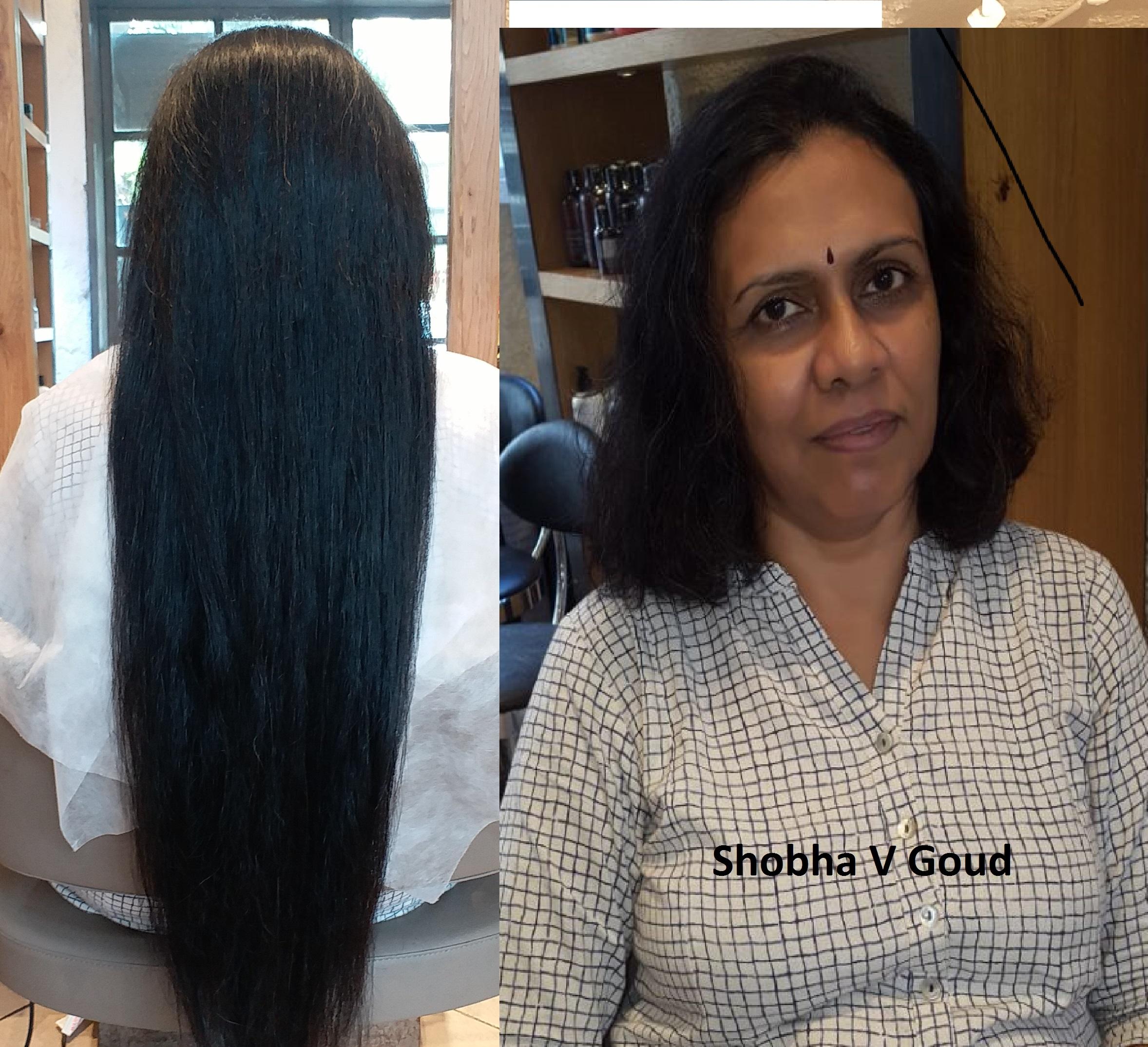 Shobha V Goud
