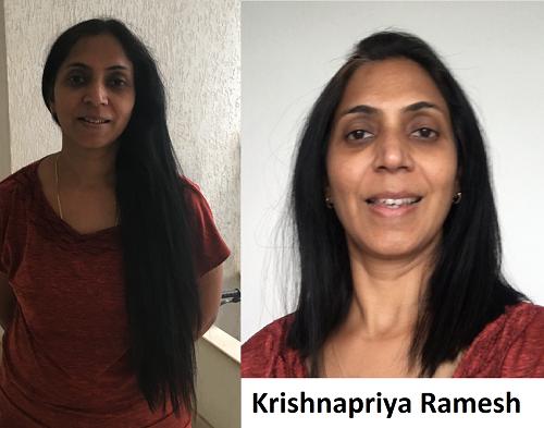 Krishnapriya Ramesh