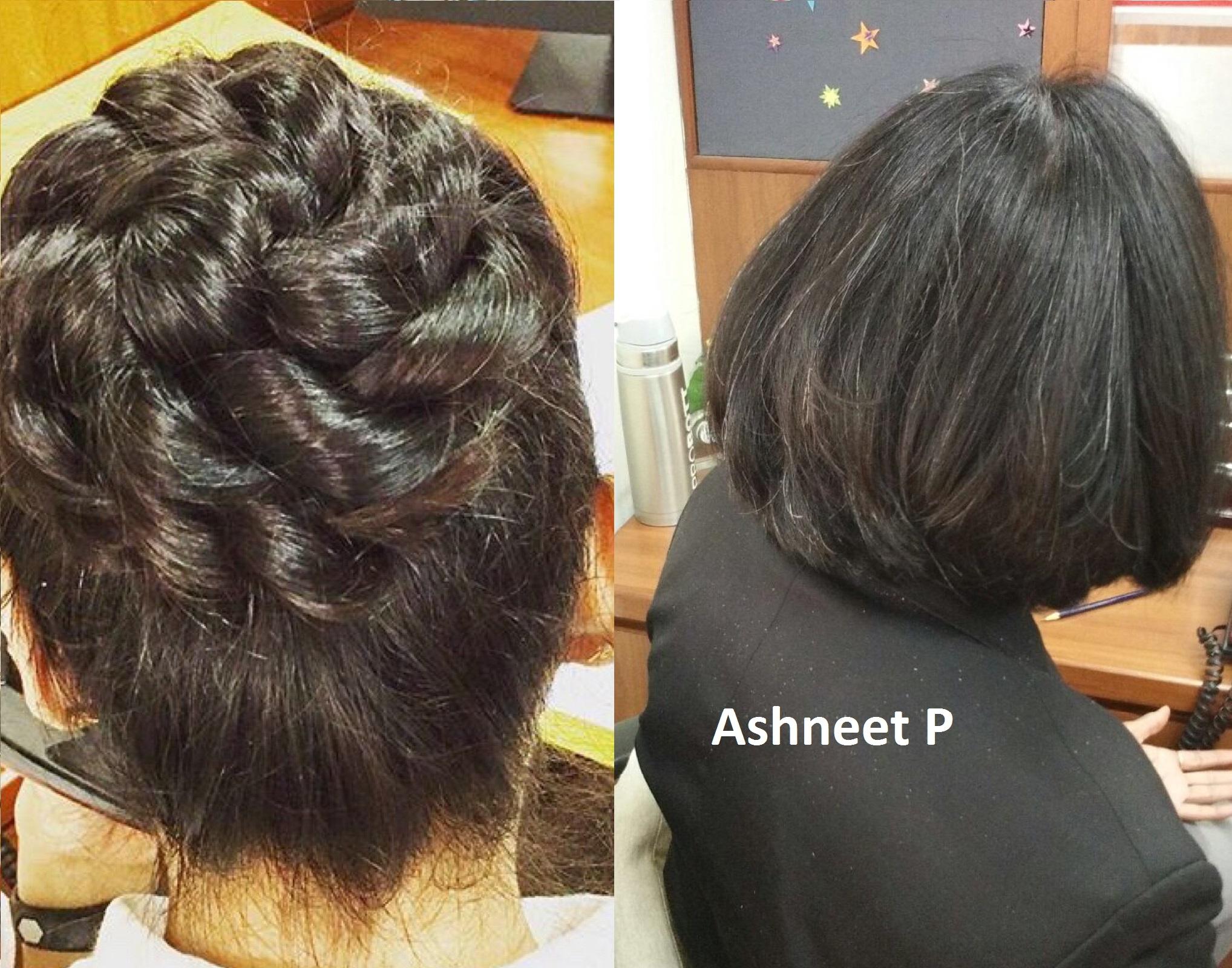 ashneet p