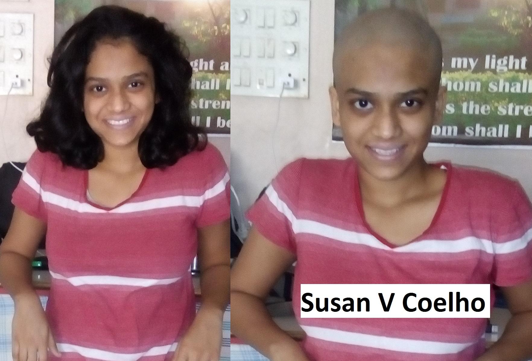 Susan V Coelho