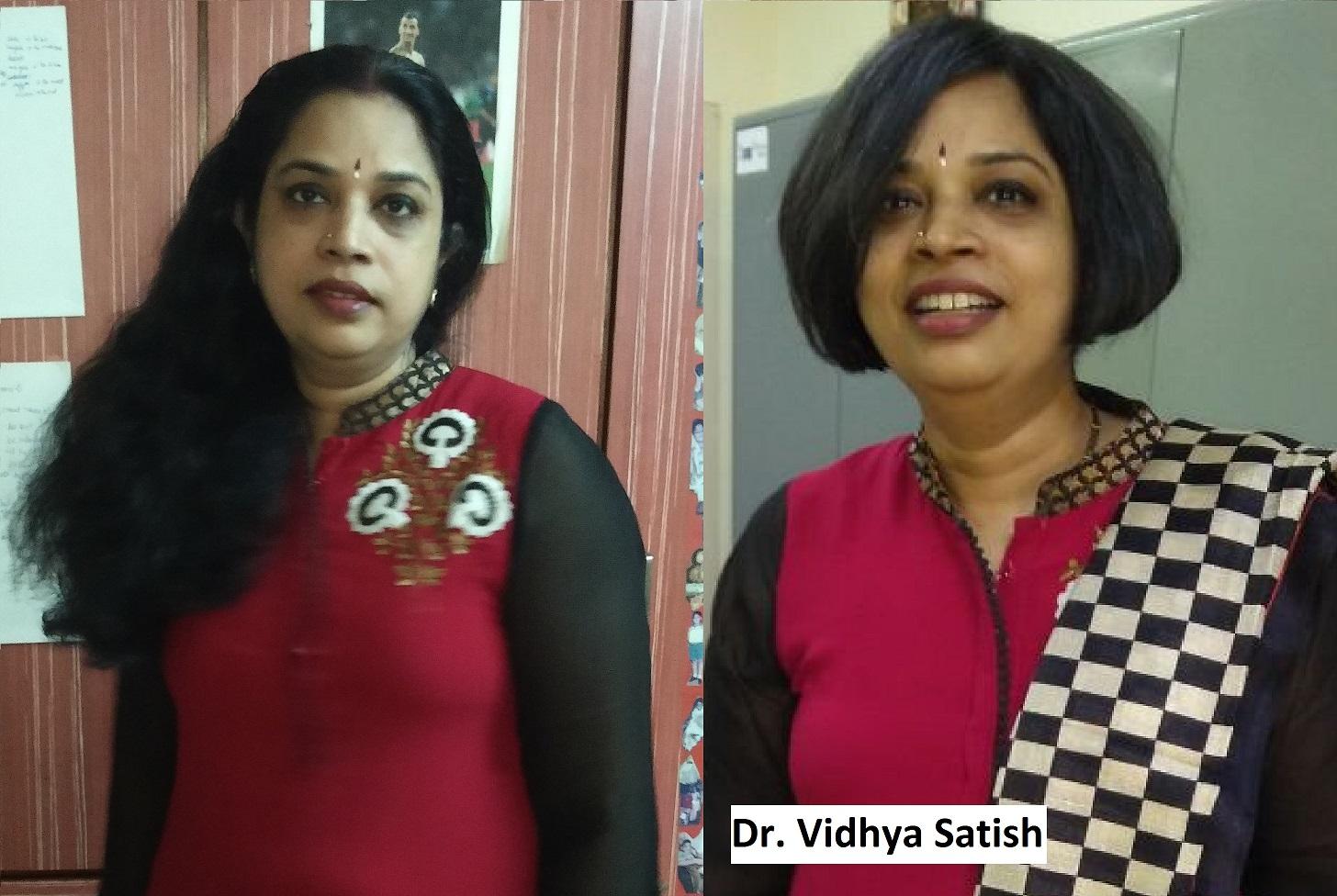 Dr. Vidhya Satish a