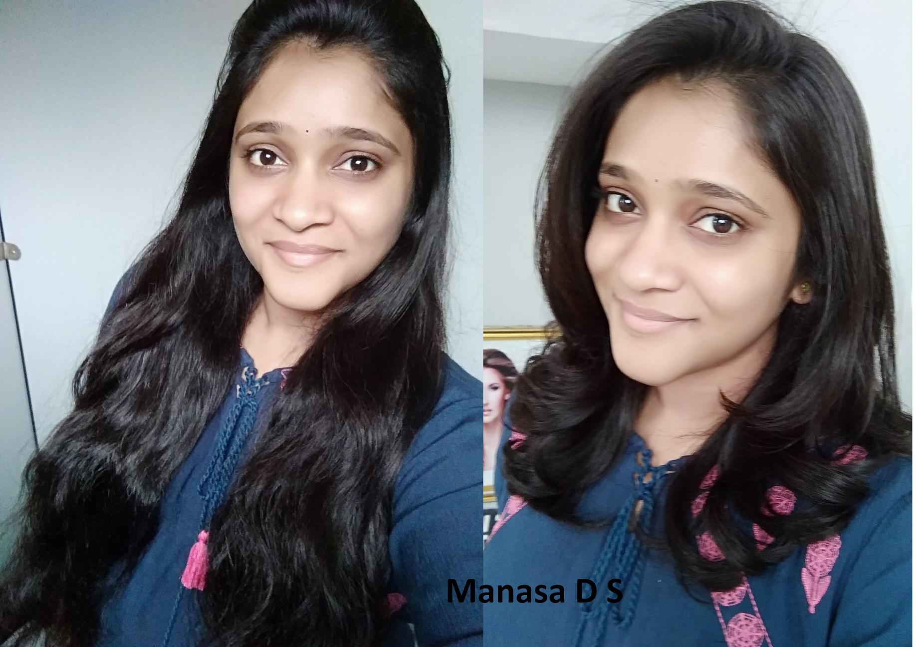 Manasa D S a