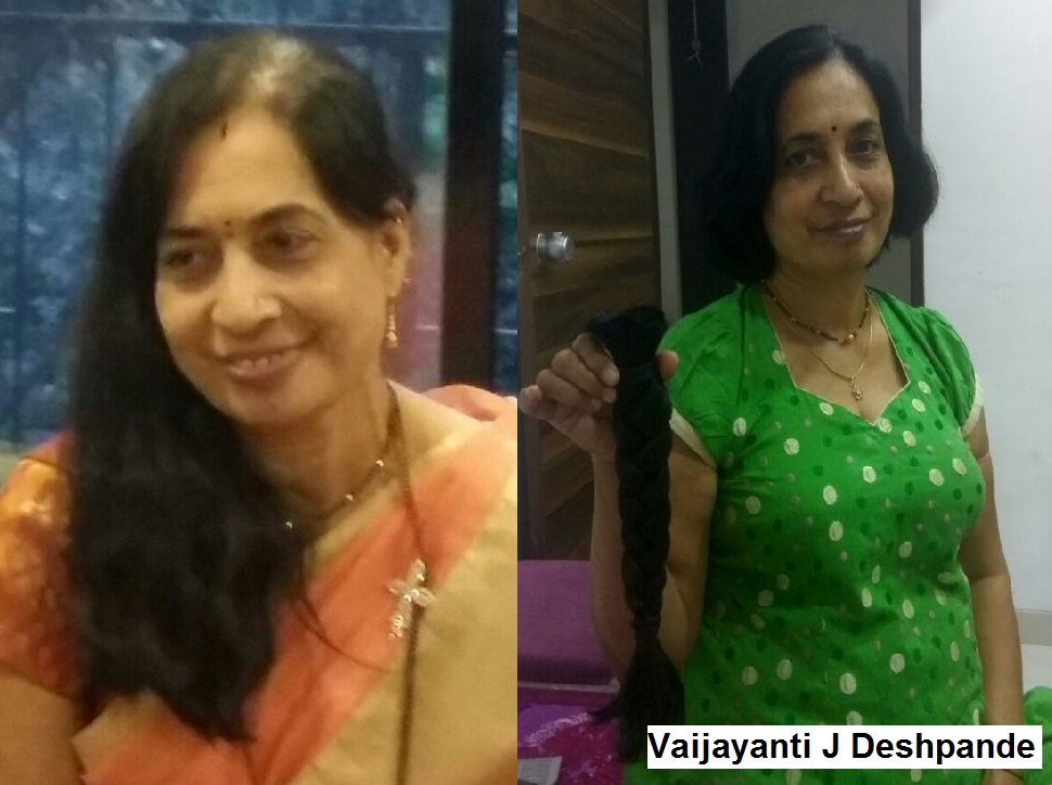 Vaijayanti Jayant Deshpande